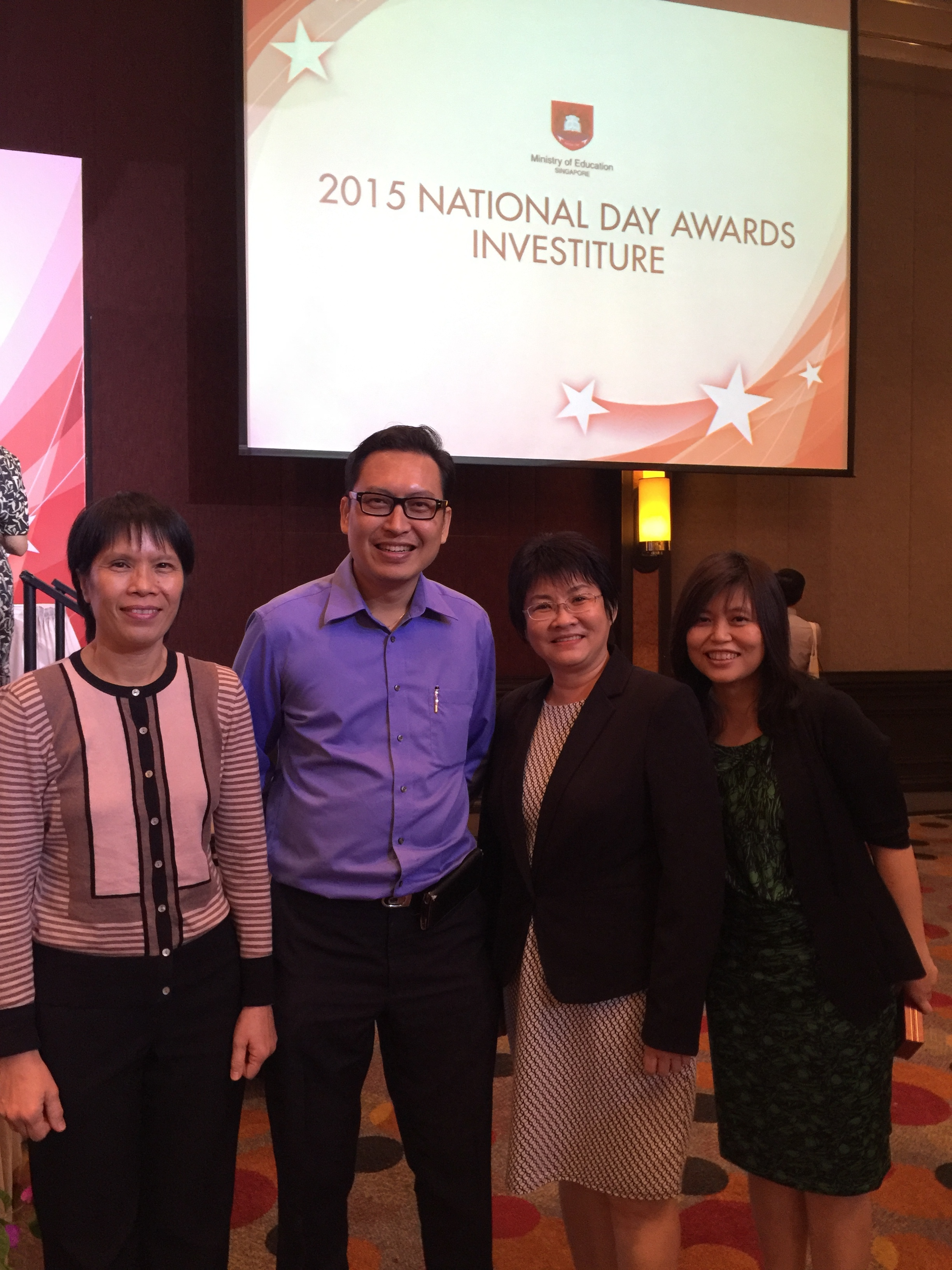 Dedicated service for at least 25 years_National Day Awards (MOE Long Service) 18 Nov 2015.JPG